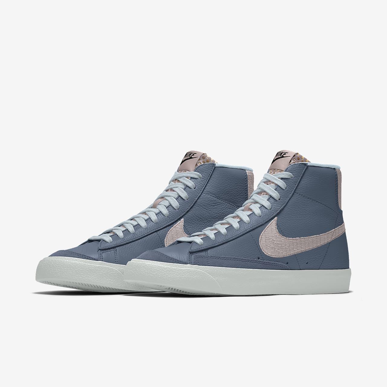 Nike Blazer Mid '77 Vintage By You Custom Shoe. Nike JP