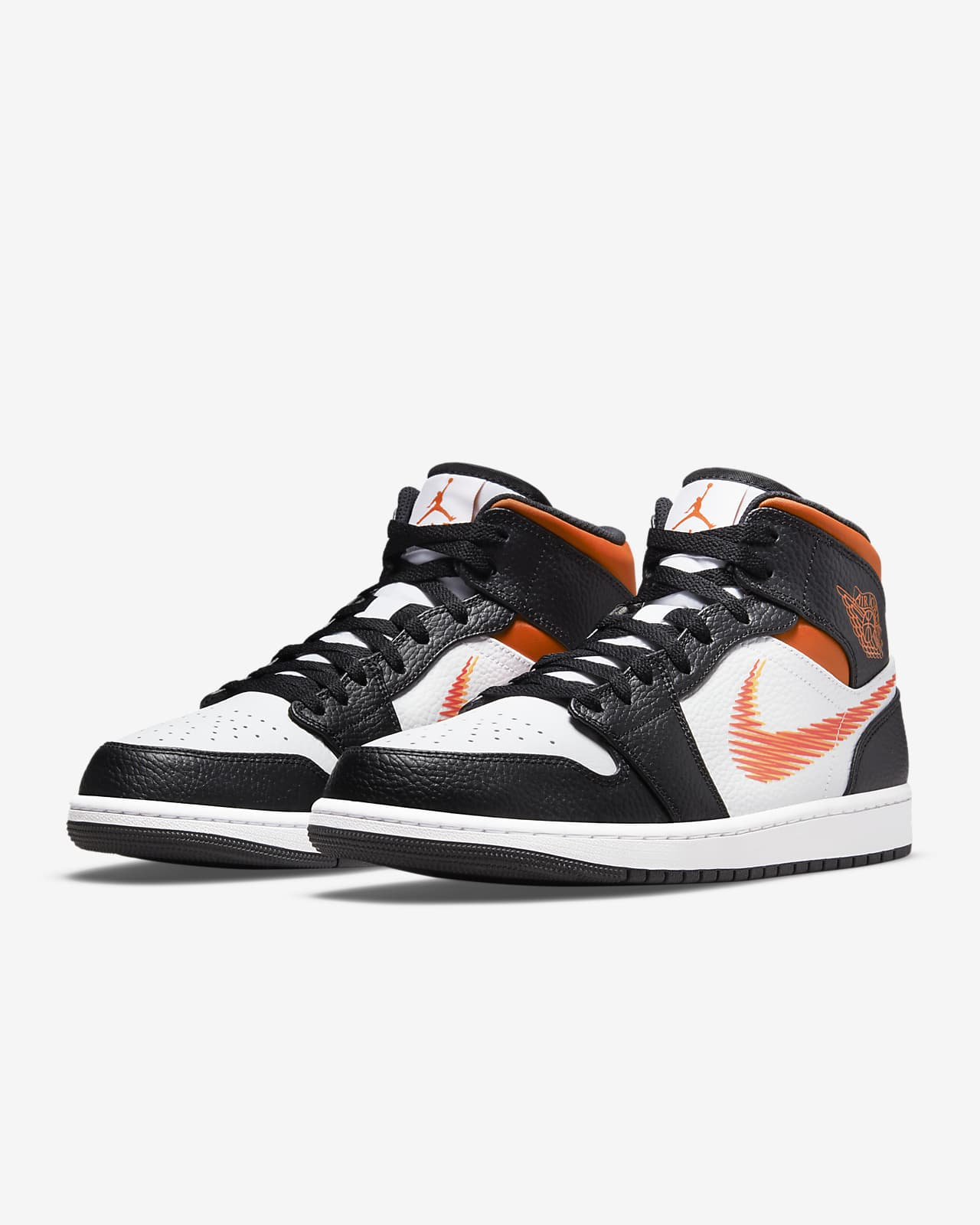 Air Jordan 1 Mid Men's Shoes