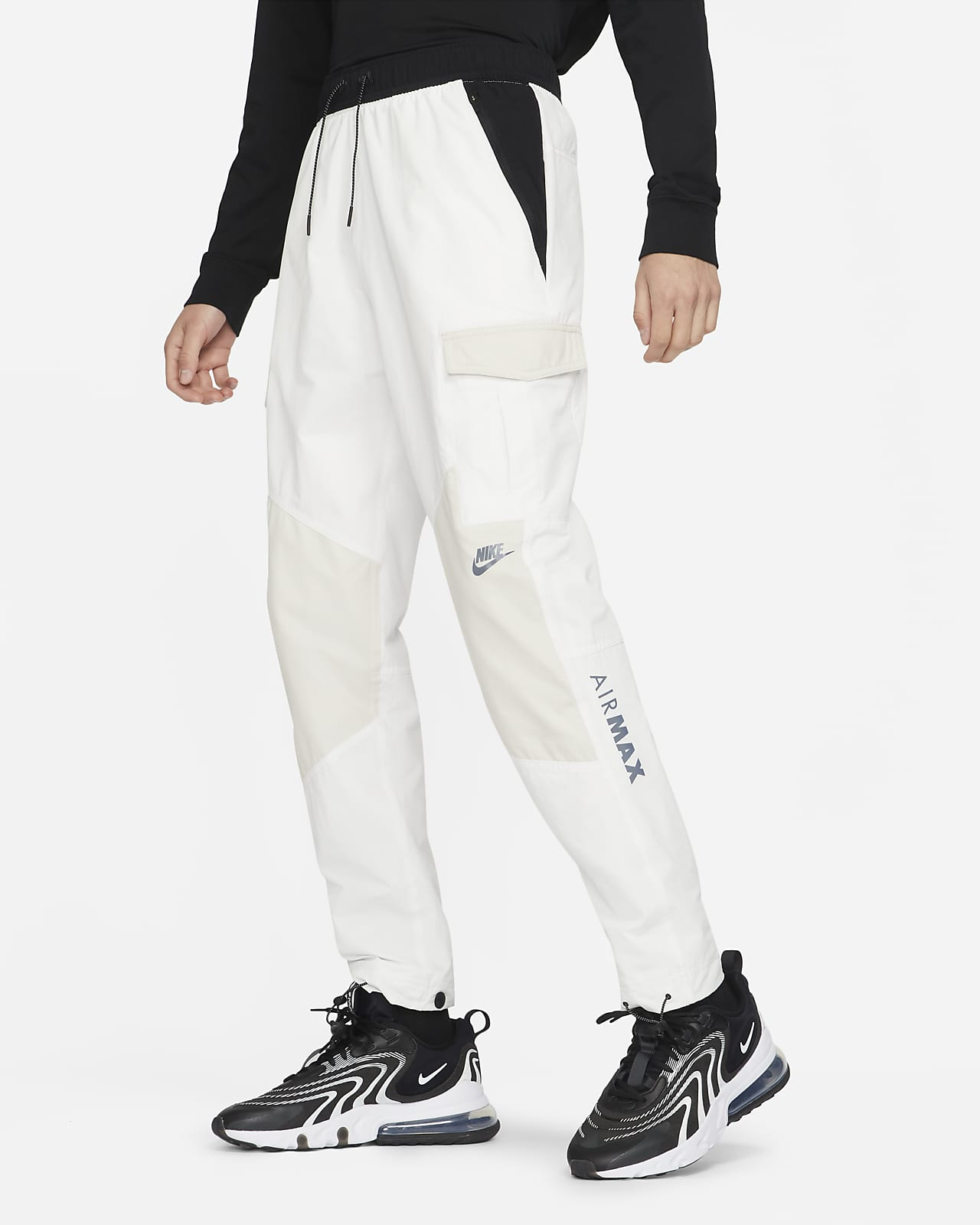 Nike Air Max Men's Woven Cargo Trousers