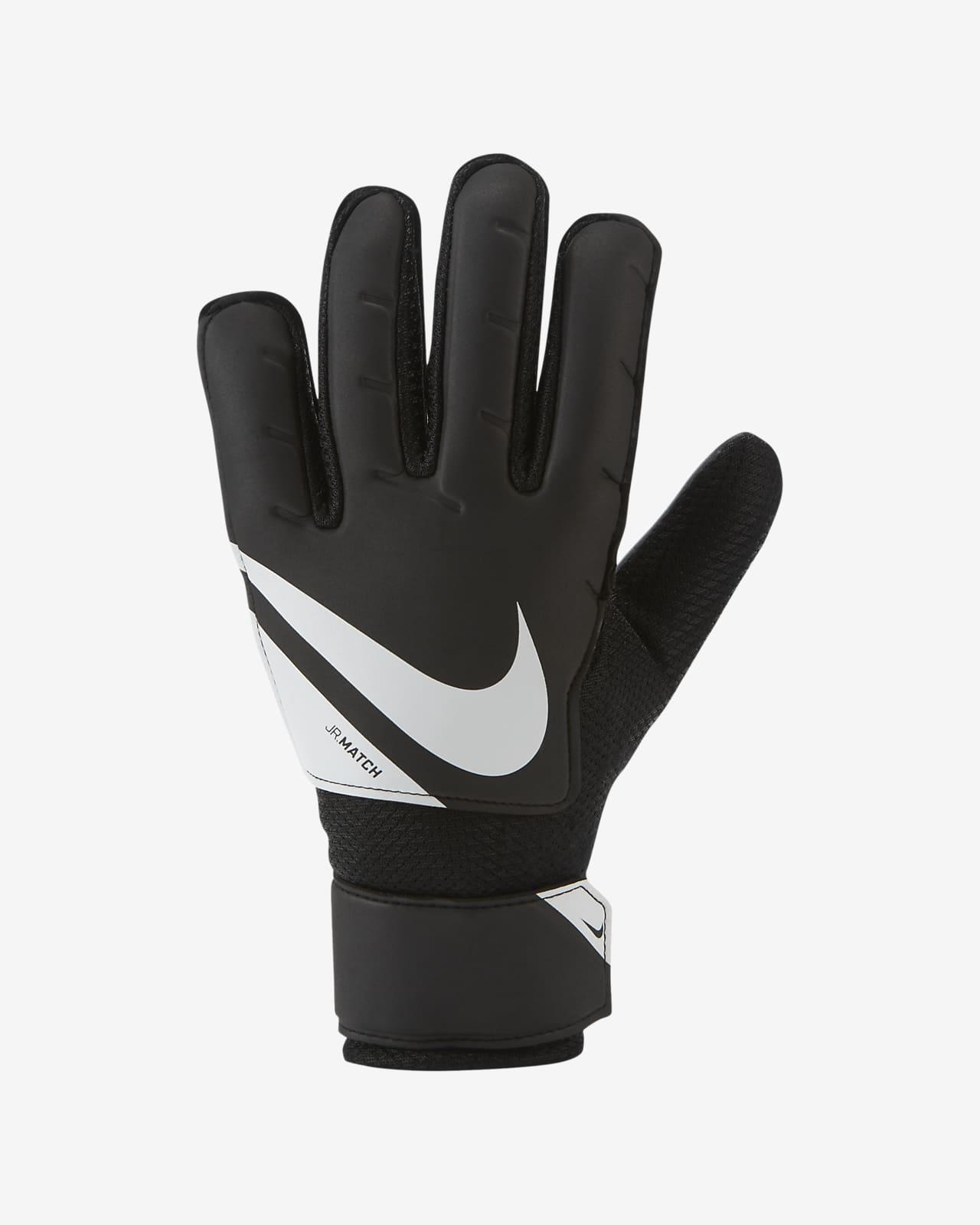 Fotbalové rukavice Nike Jr. Goalkeeper Match pro větší děti