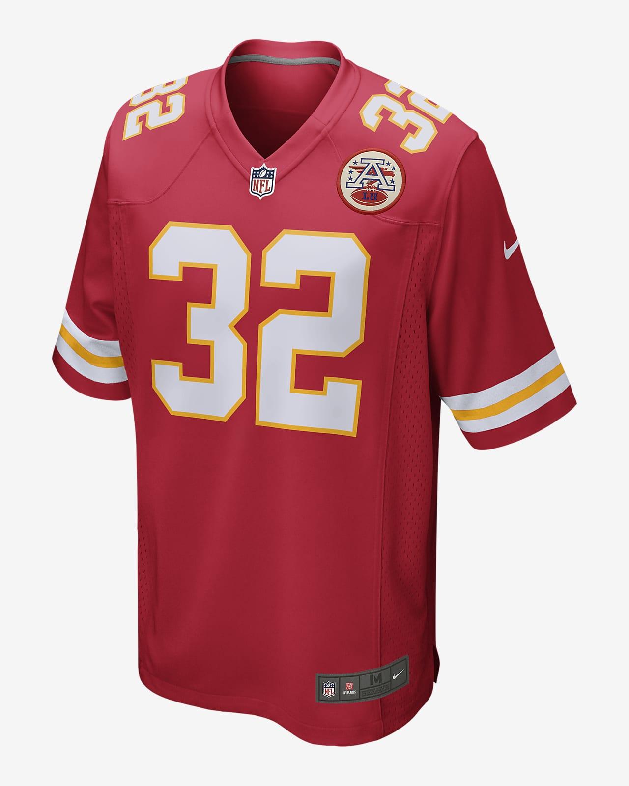 NFL Kansas City Chiefs (Tyrann Mathieu) Men's Game Football Jersey