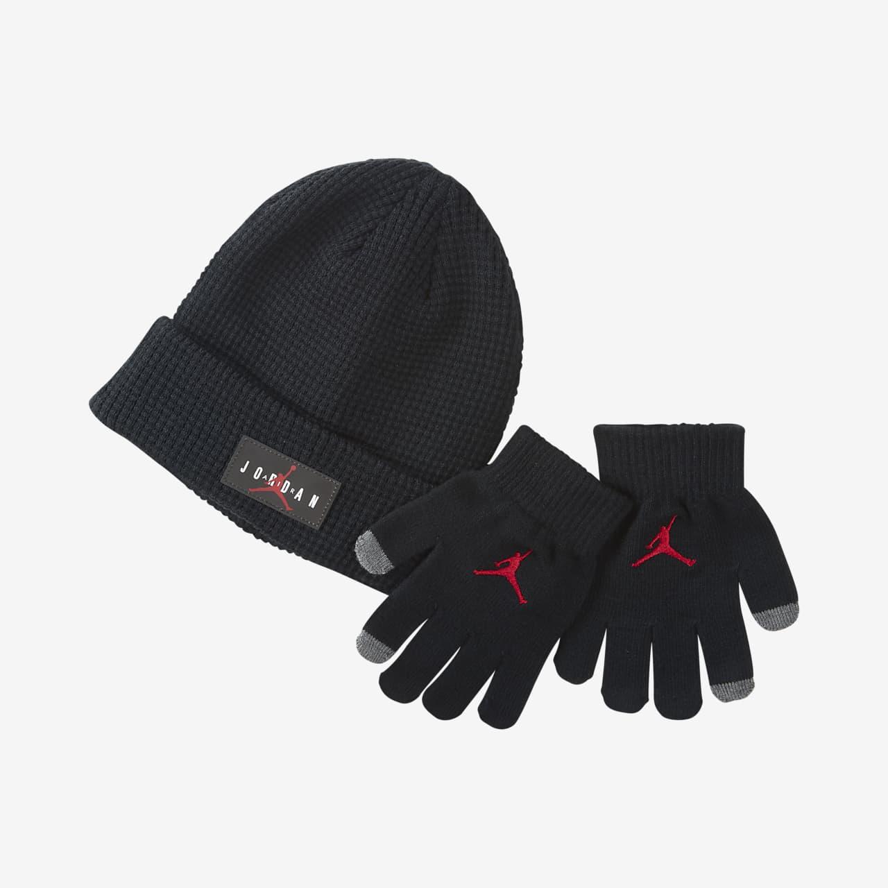 Completo berretto e guanti Jordan - Ragazzi