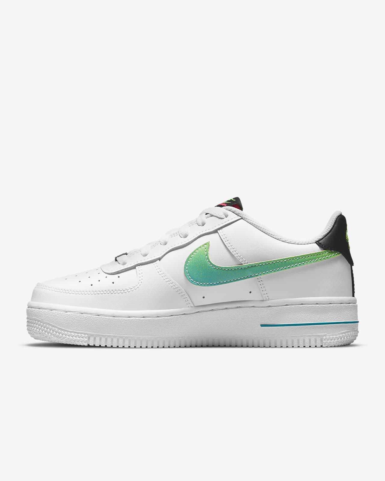 Calzado para niños talla grande Nike Air Force 1 LV8 1