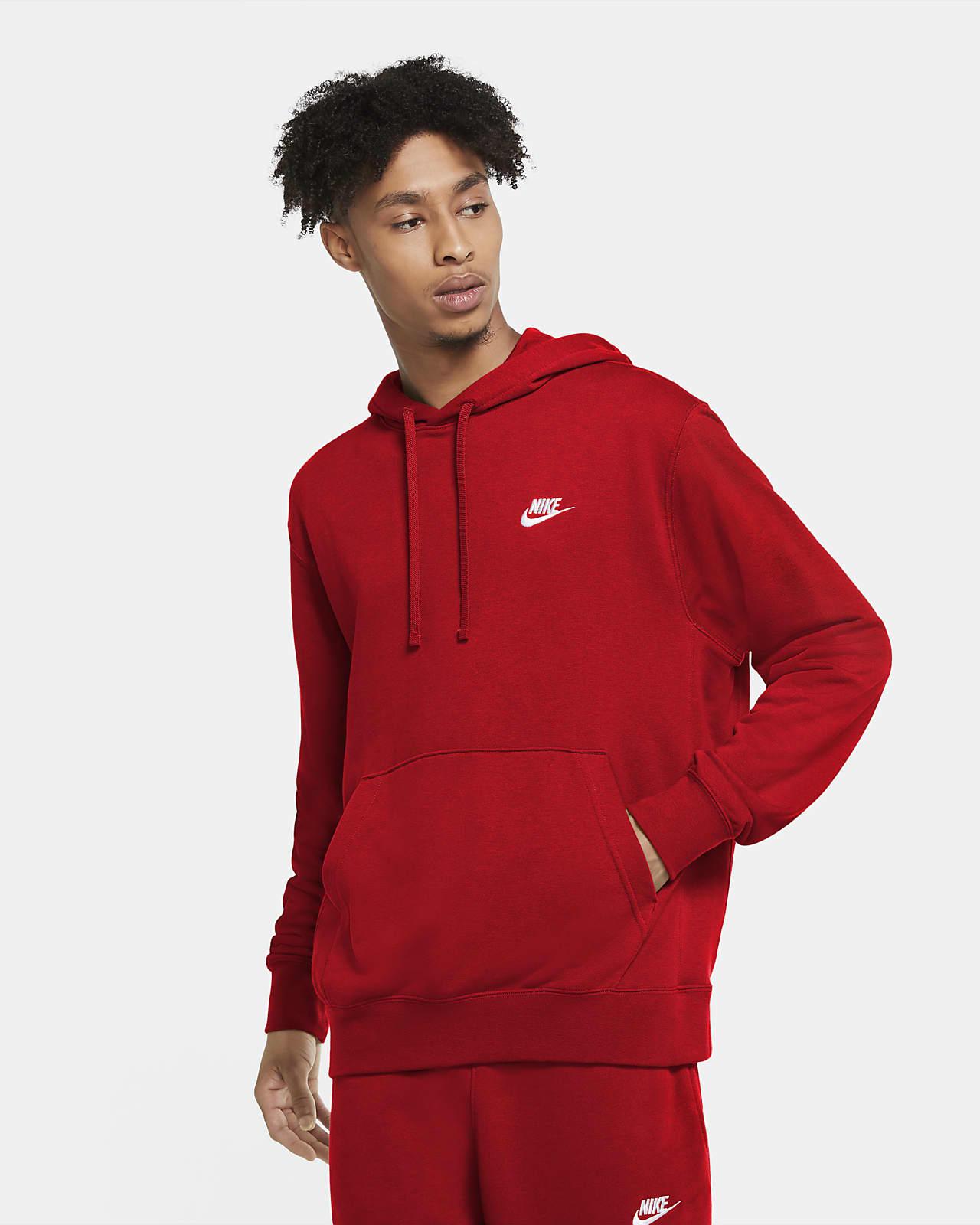 Nike Sportswear Club Erkek Kapüşonlu Sweatshirt'ü