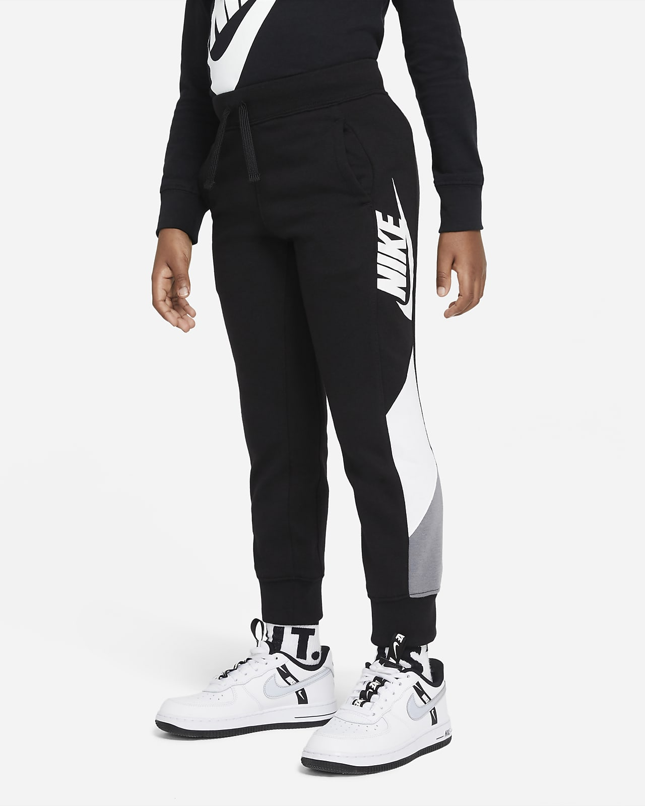 Nike Little Kids' French Terry Joggers