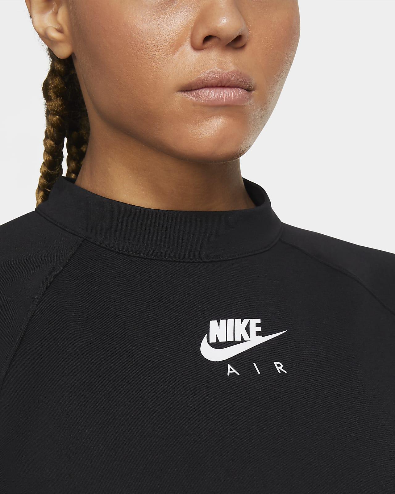 Vestido De Manga Larga Para Mujer Nike Air Talla Grande Nike Com