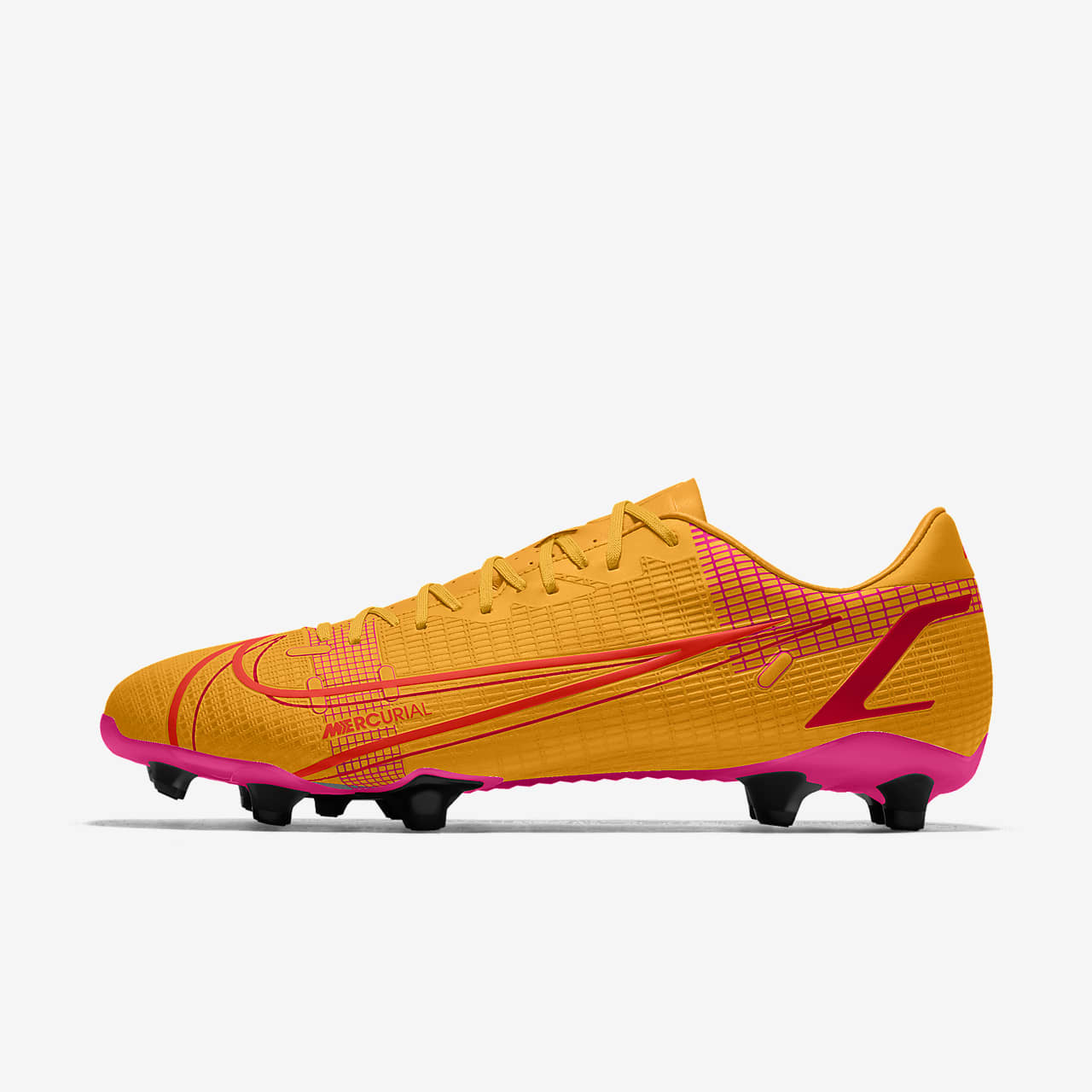 Nike Mercurial Vapor 14 Academy By You Custom Football Boot