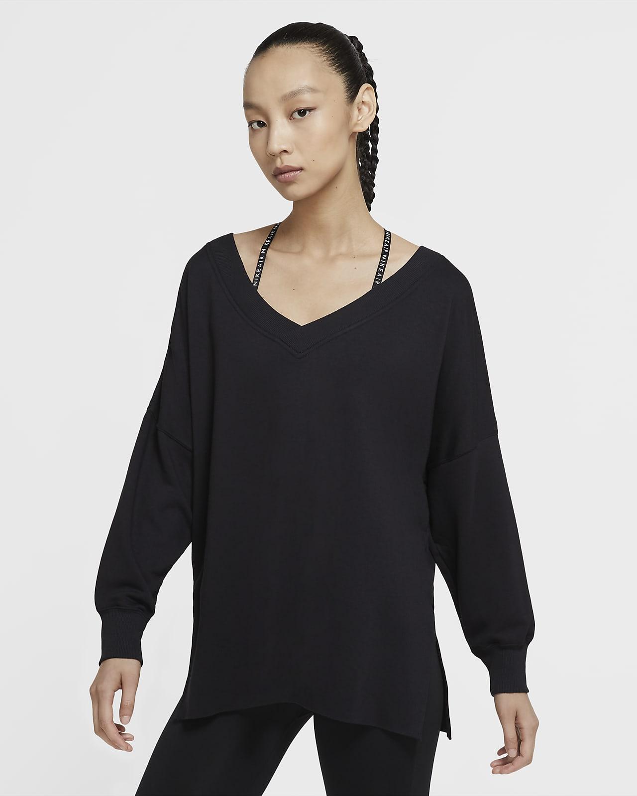 Nike Yoga Women's Fleece Cover Up