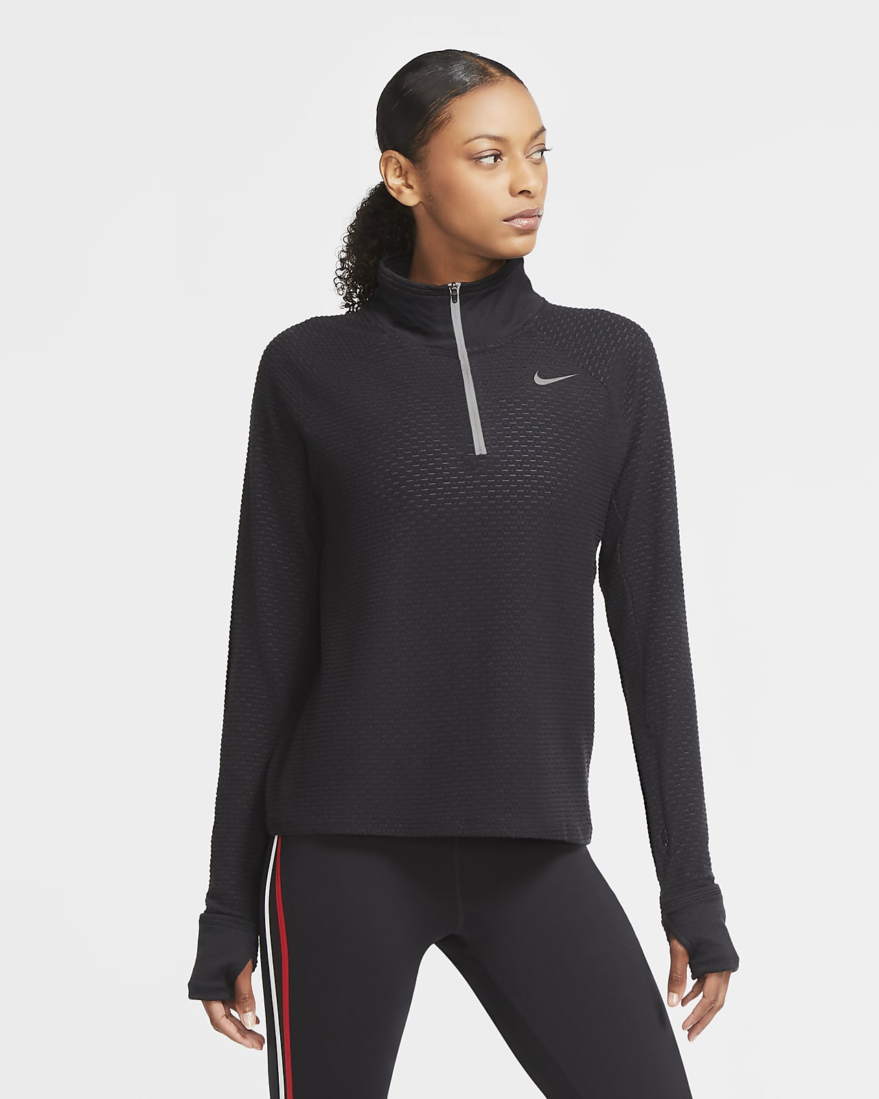 Nike Sphere Women's 1/2-Zip Running Top