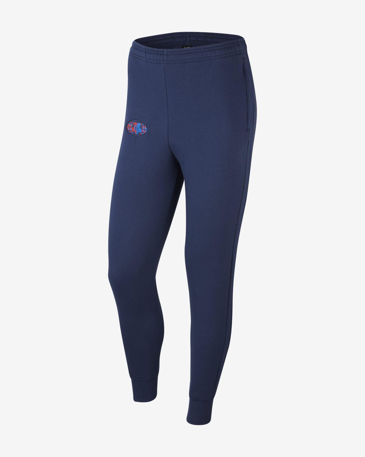Pánské flísové fotbalové kalhoty Anglie