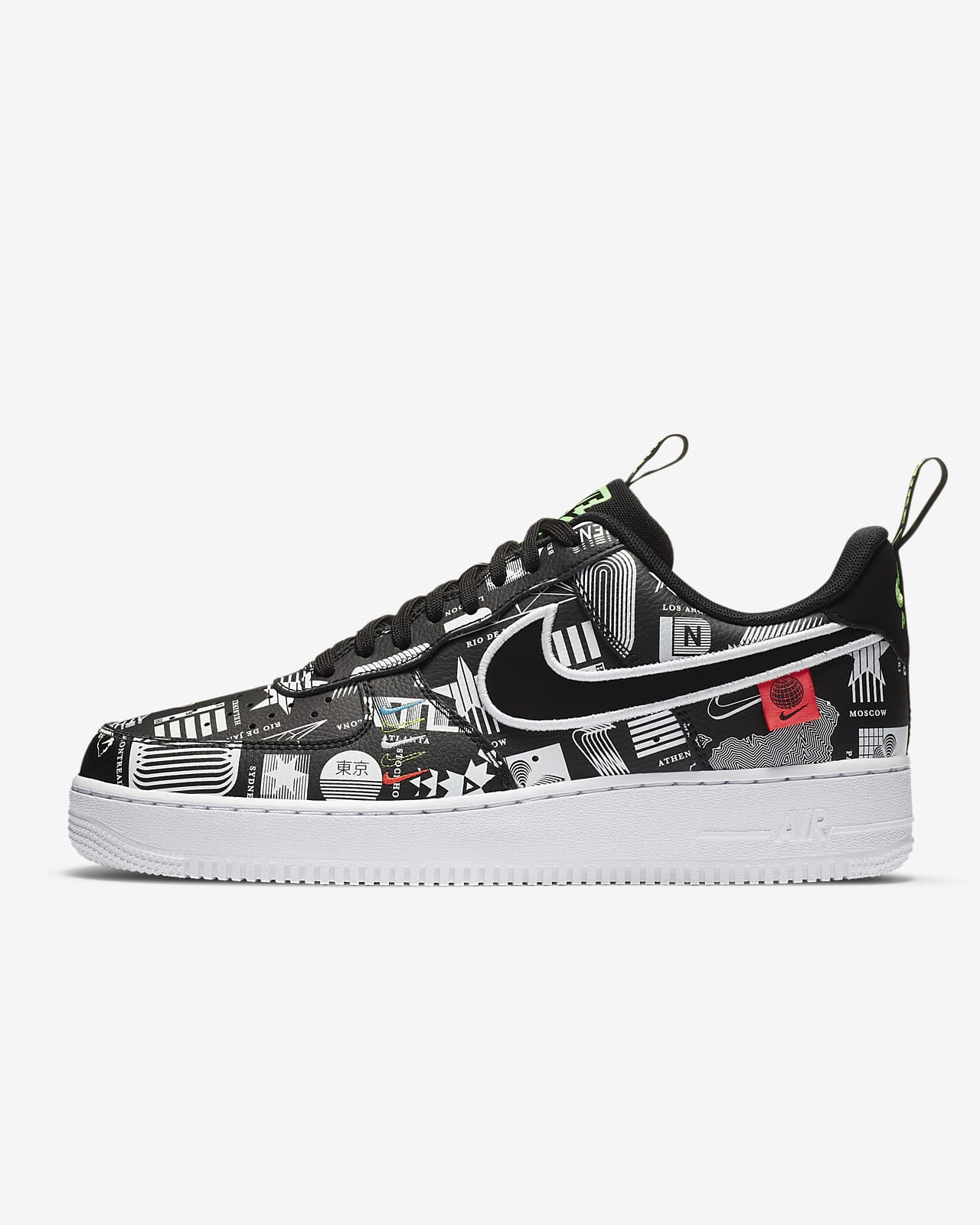 air force 1 nike 07 ww