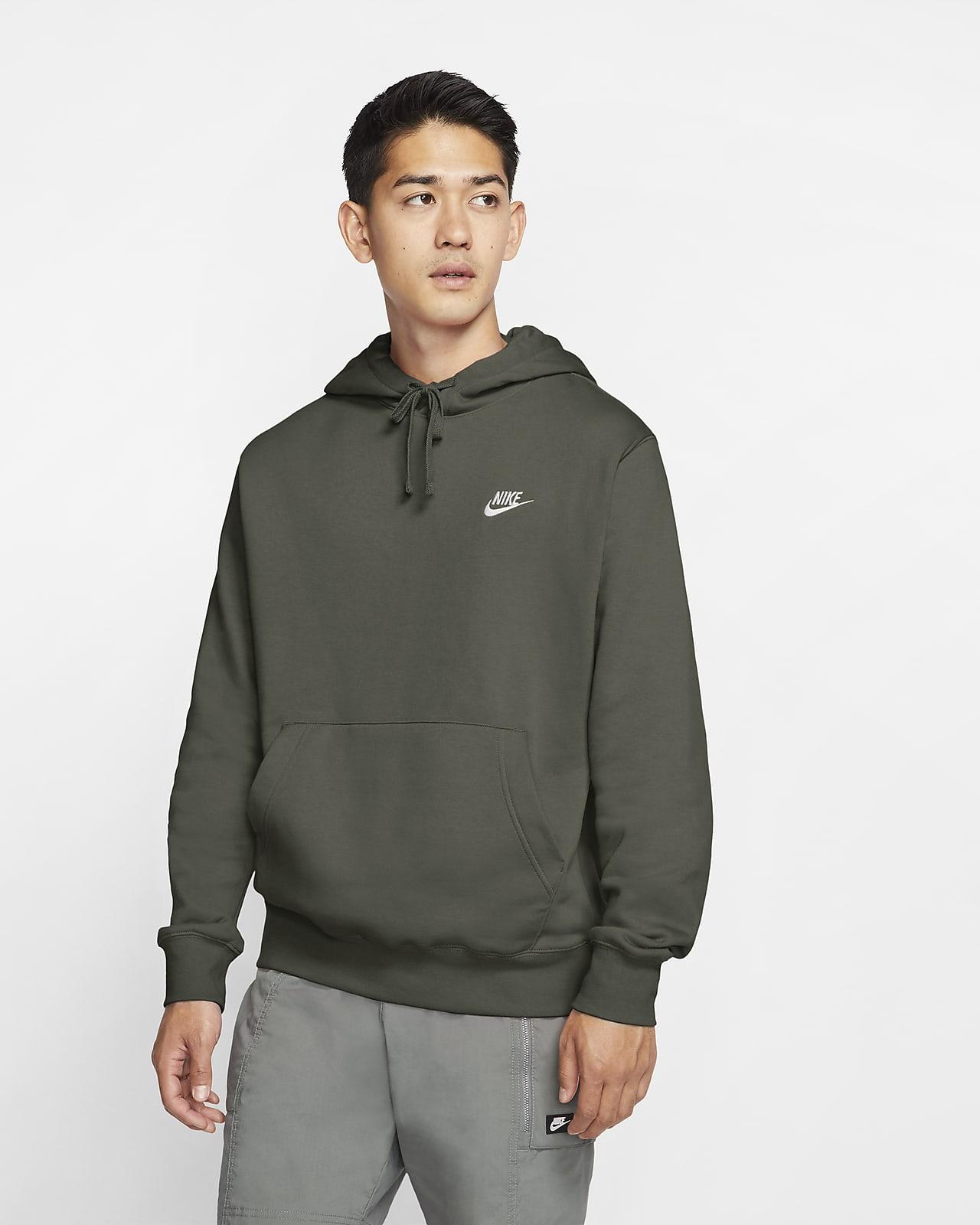 función Terminal Confesión  Nike Sportswear Club Fleece Pullover Hoodie. Nike.com