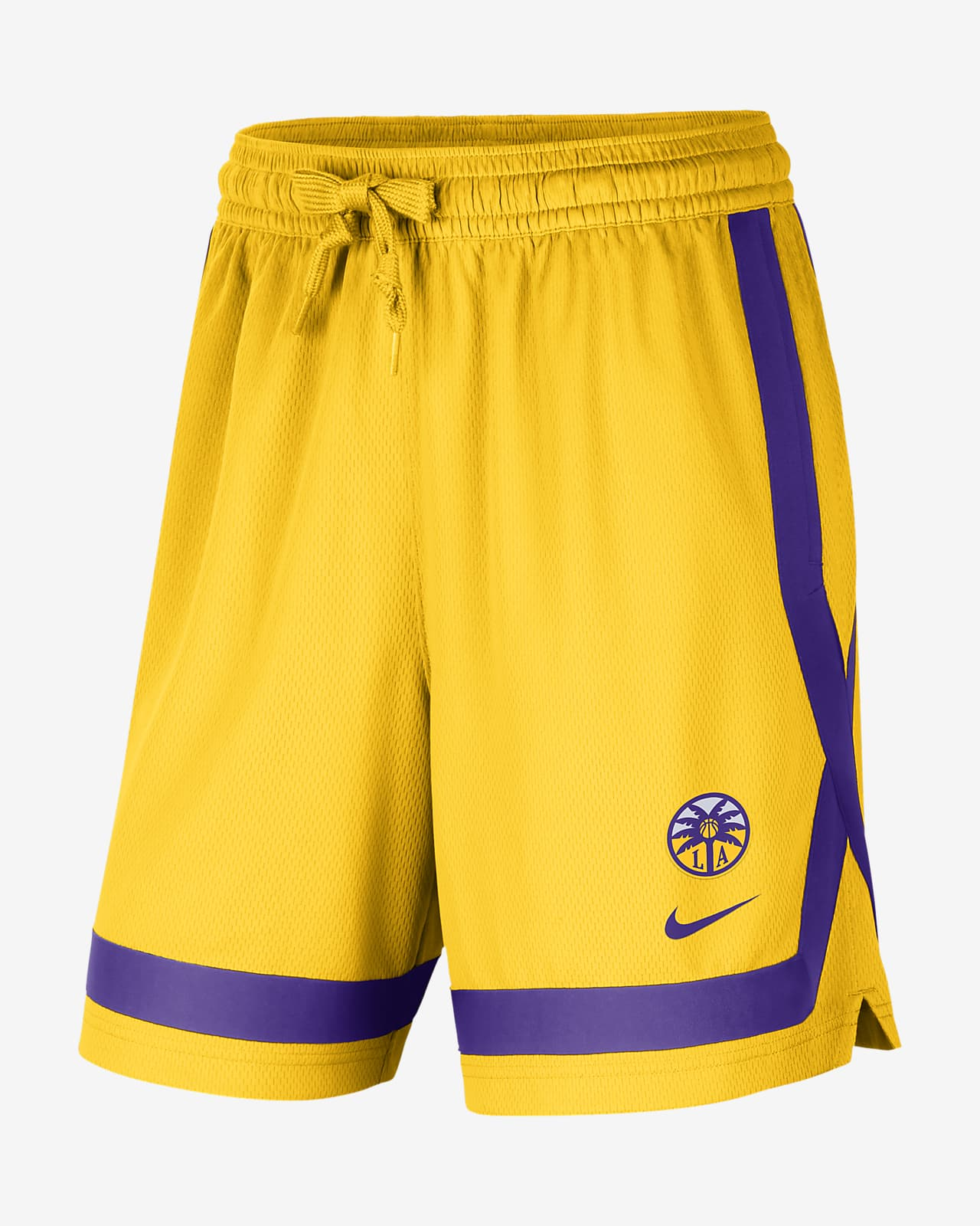 Los Angeles Sparks Women's Nike WNBA Practice Shorts