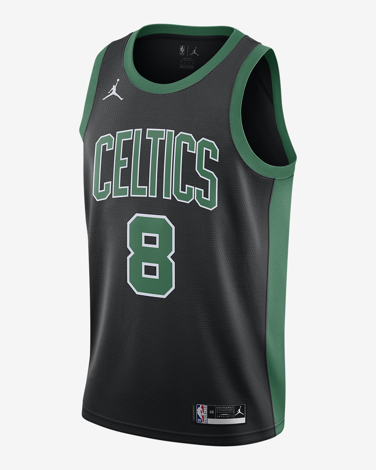 Maillot Jordan NBA Swingman Kemba Walker Celtics Statement Edition 2020