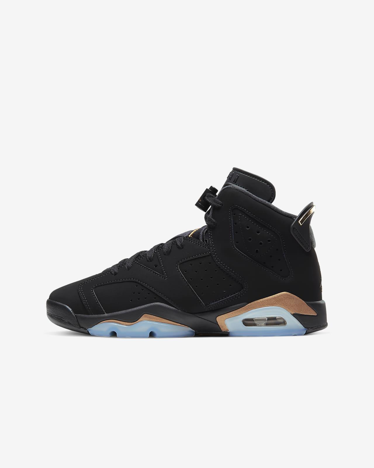 Chaussure Air Jordan 6 Retro DMP pour Enfant plus âgé. Nike LU