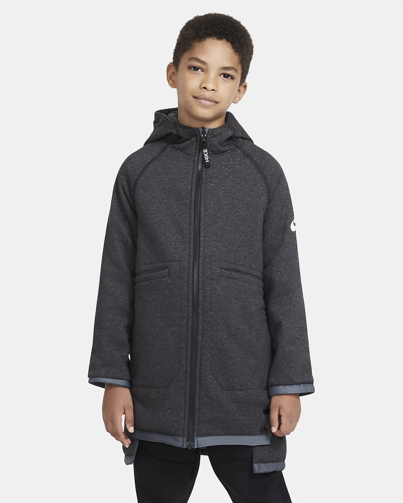 Nike Sportswear Older Kids' Reversible Parka