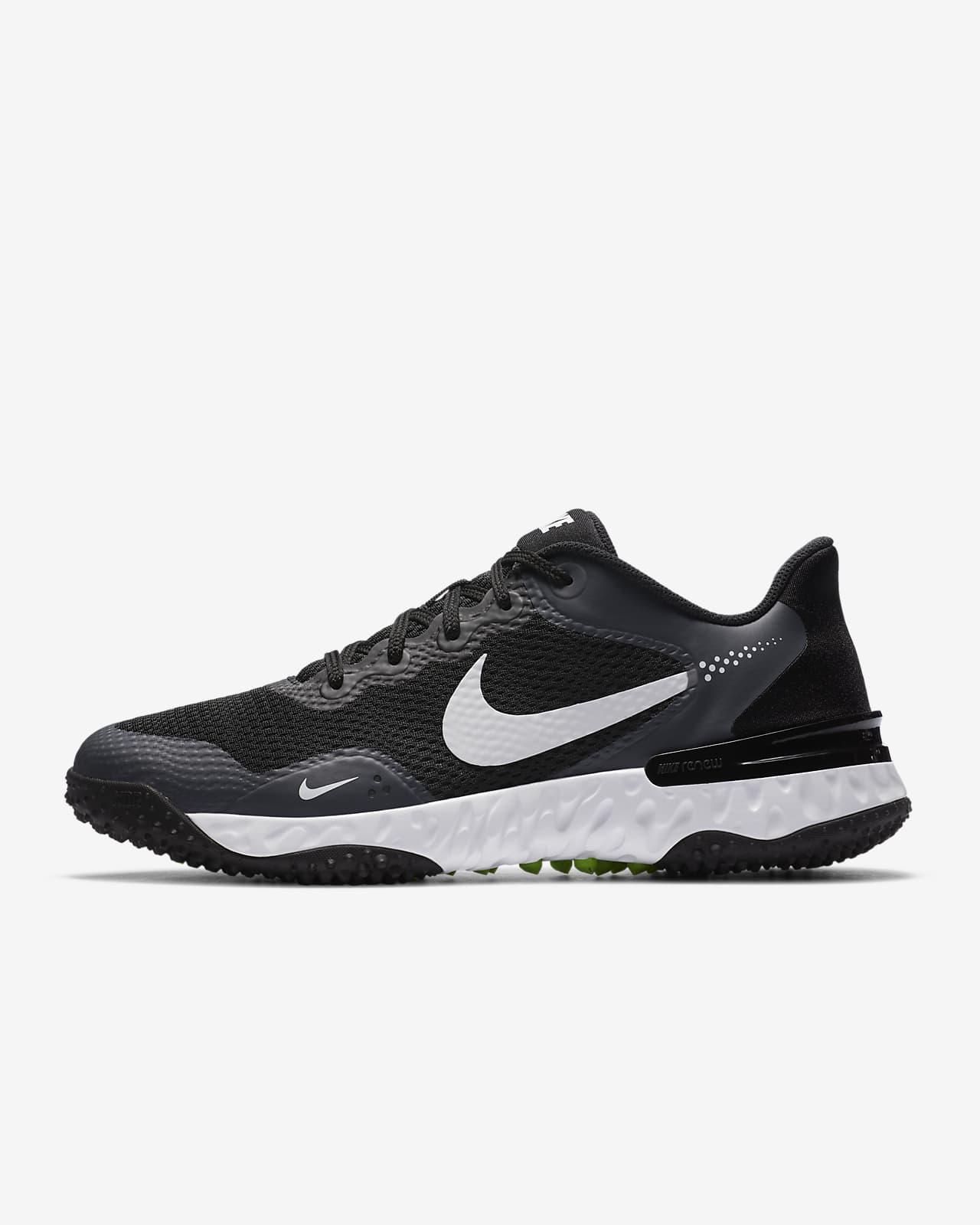 Nike Alpha Huarache Elite 3 Turf Baseball Shoe