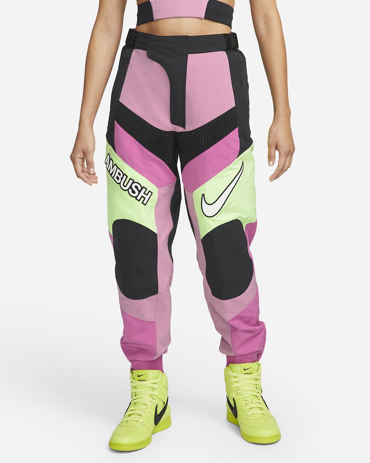 Nike x AMBUSH 摩托車長褲