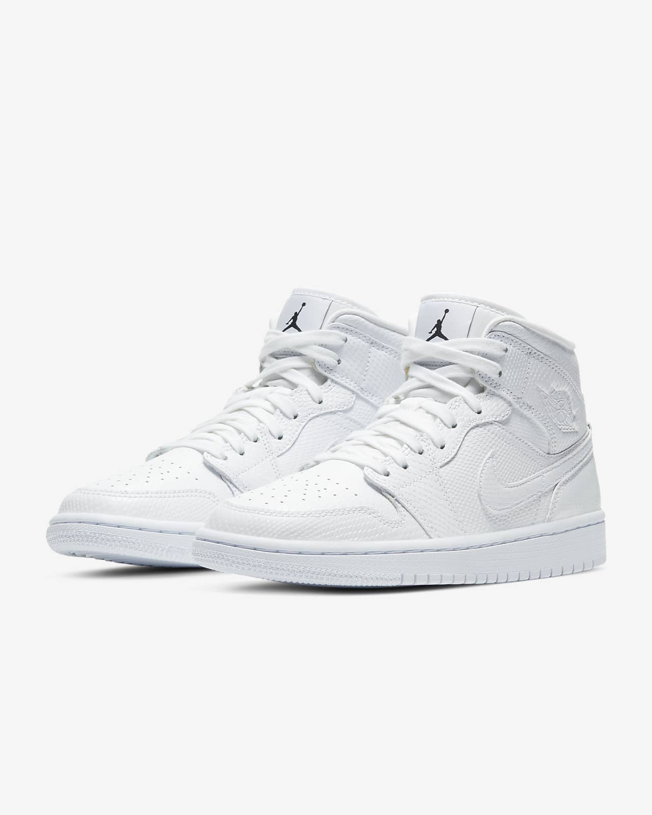 Chaussure Air Jordan 1 Mid pour Femme. Nike LU