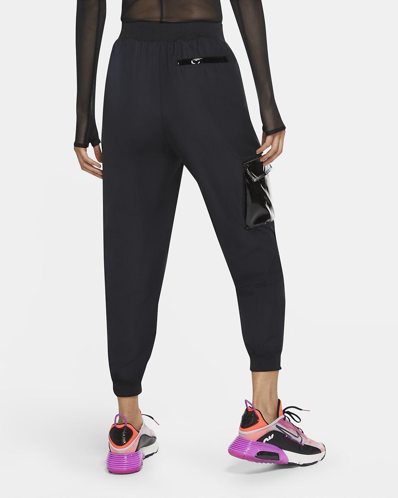 Pantalones De Tejido Woven Para Mujer Nike Sportswear Icon Clash Nike Com