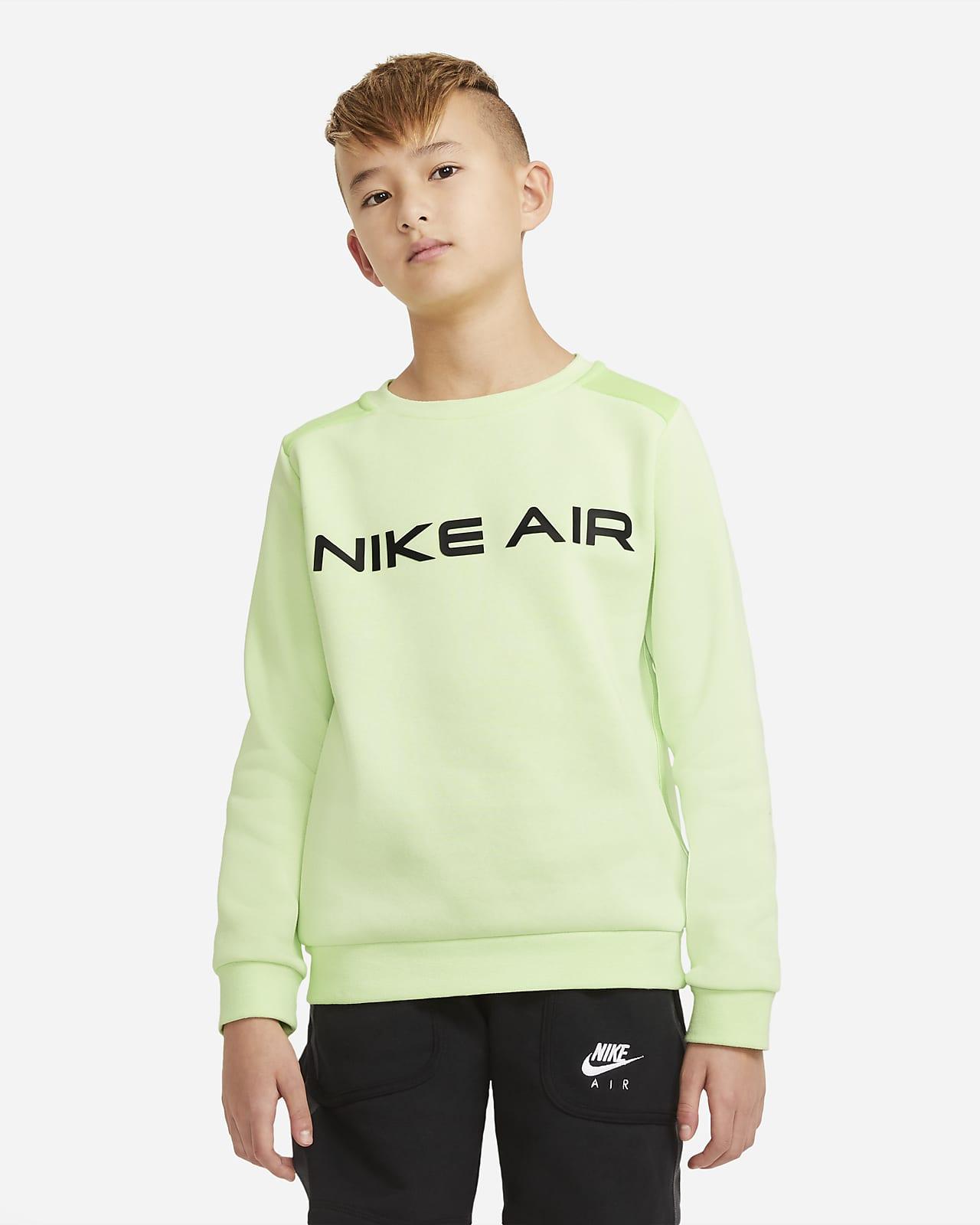 Sudadera para niño talla grande Nike Air