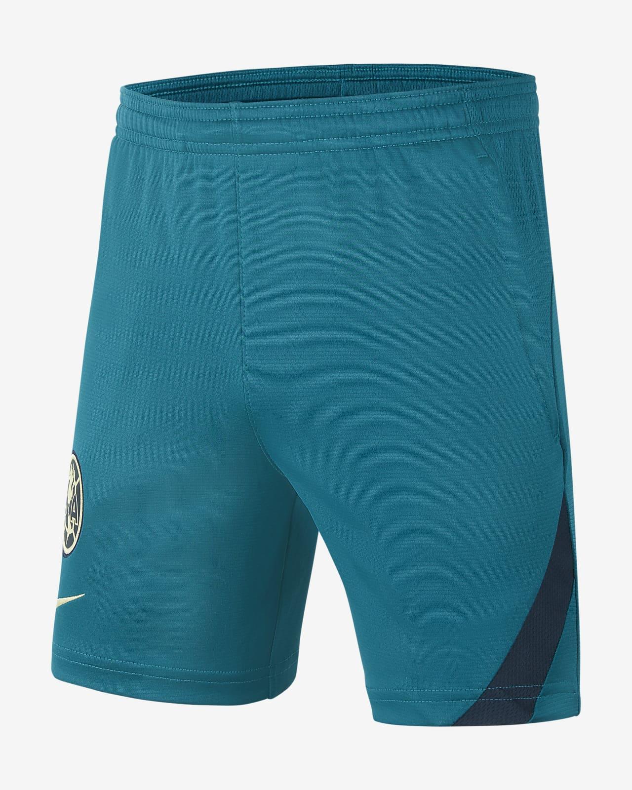 Shorts de fútbol para niños talla grande Club América Academy Pro