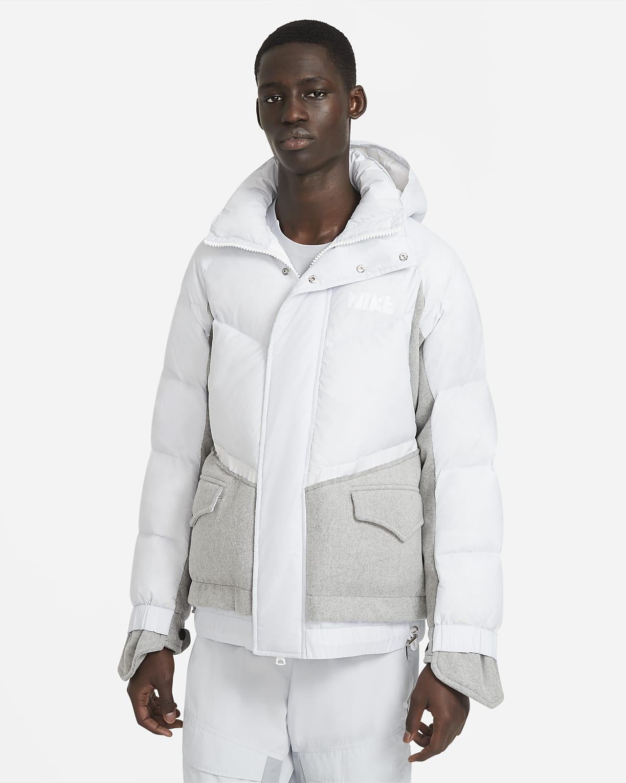 เสื้อพาร์ก้าผู้ชาย Nike x sacai