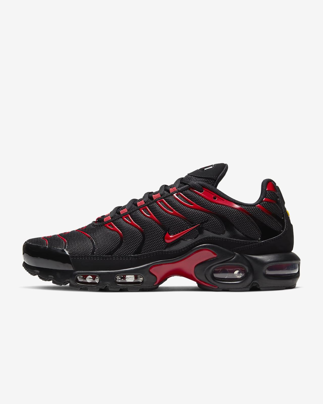 nike uomo scarpe air max rosse