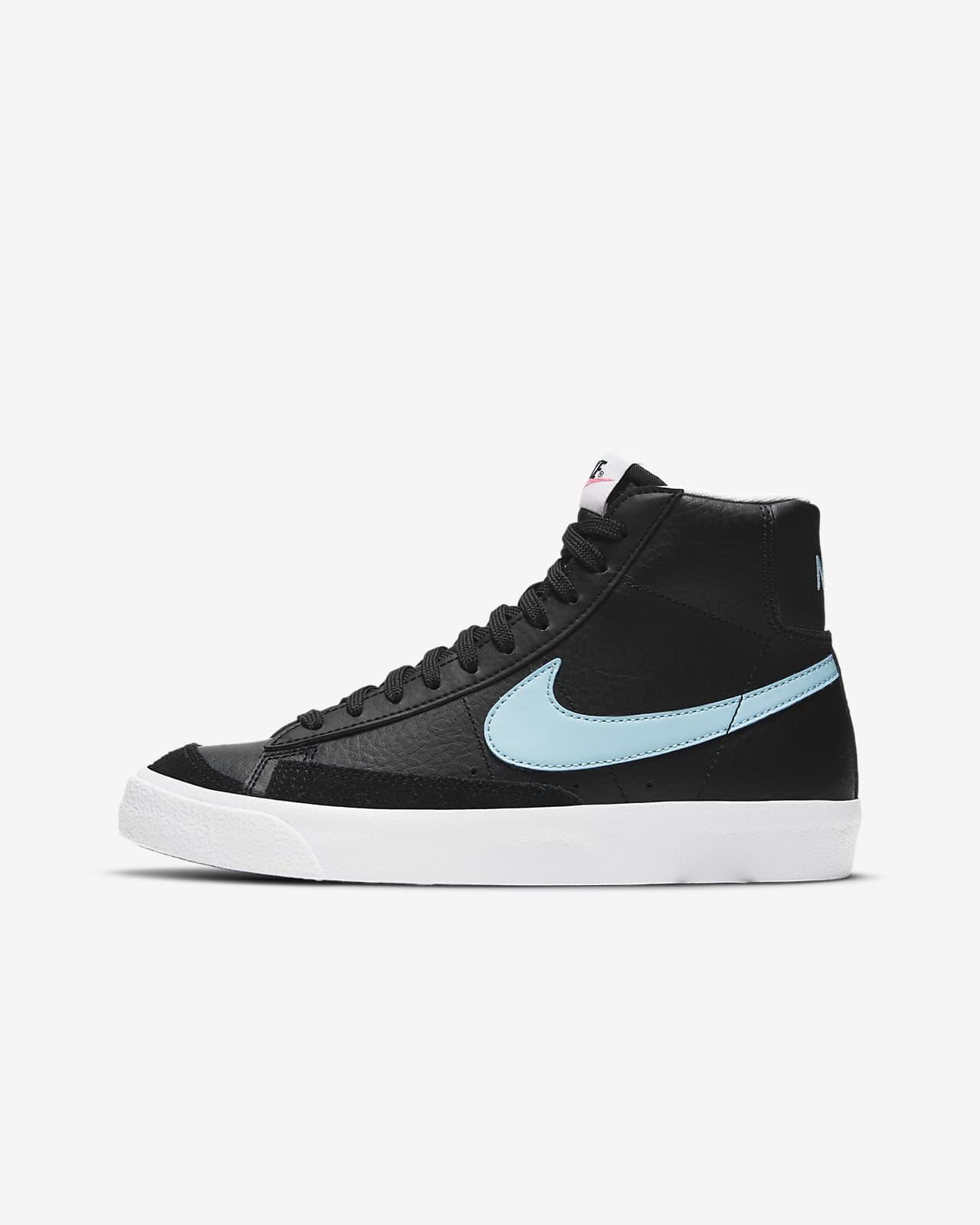 Nike Blazer Mid '77 Older Kids' Shoe. Nike LU