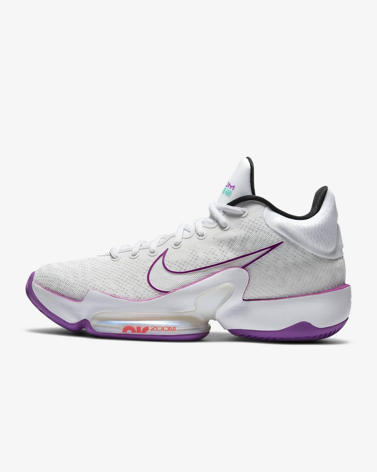 รองเท้าบาสเก็ตบอล Nike Zoom Rize 2