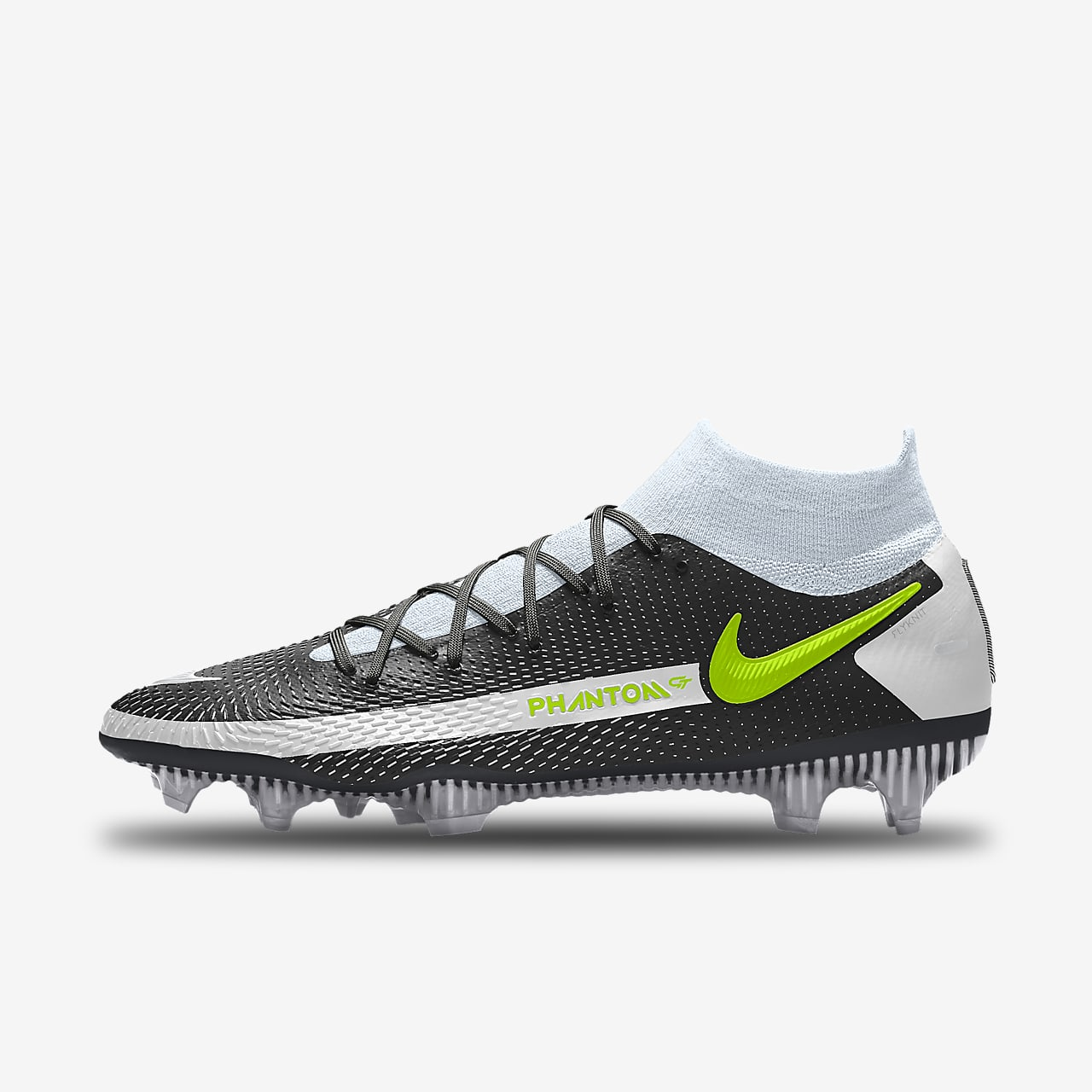 Nike Phantom GT Elite By You Botas de fútbol para terreno firme personalizables