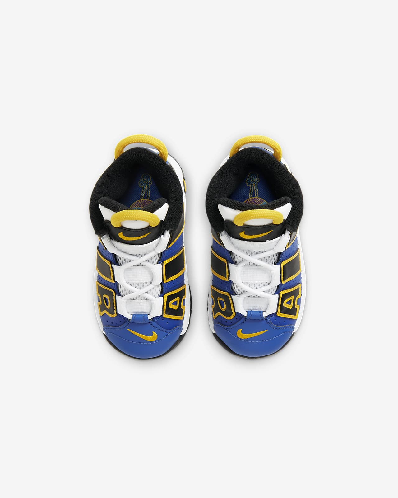 nike air uptempo sneakers