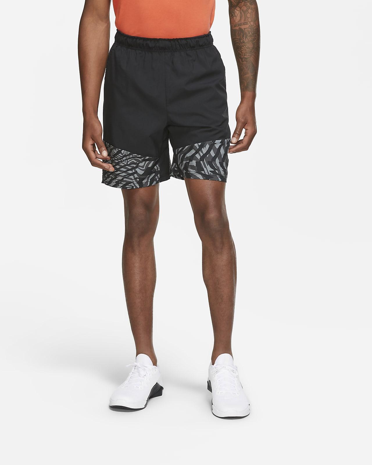 กางเกงเทรนนิ่งขาสั้นผู้ชาย Nike Flex