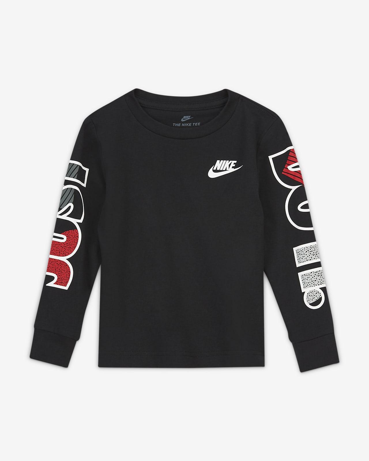 Nike Toddler Long-Sleeve T-Shirt