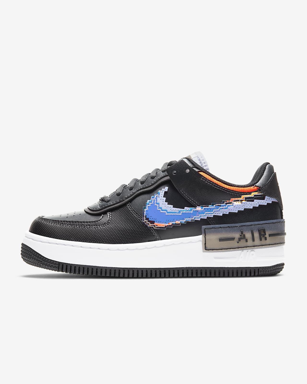 รองเท้าผู้หญิง Nike Air Force 1 Shadow SE