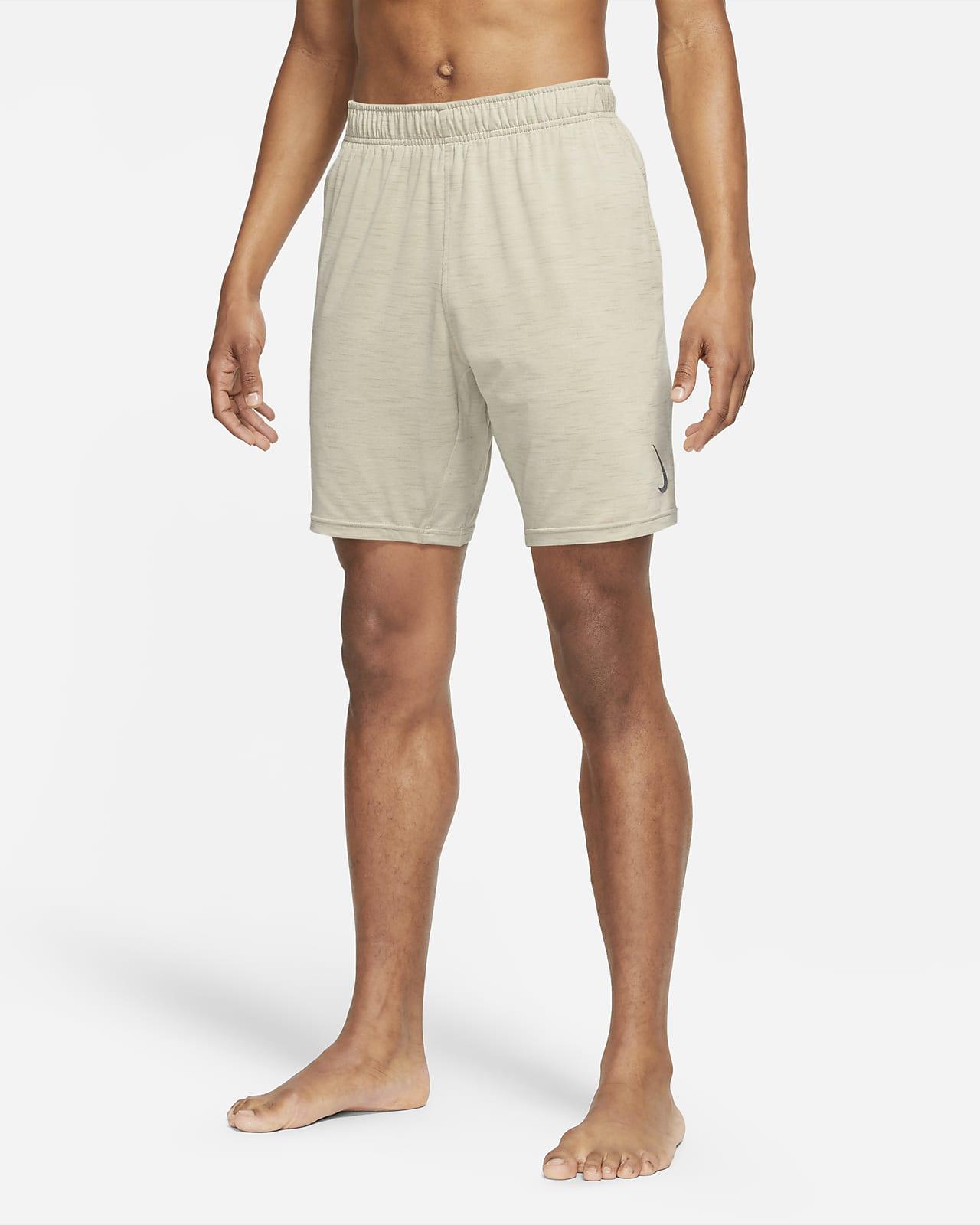 Shorts Nike Yoga Dri-FIT för män