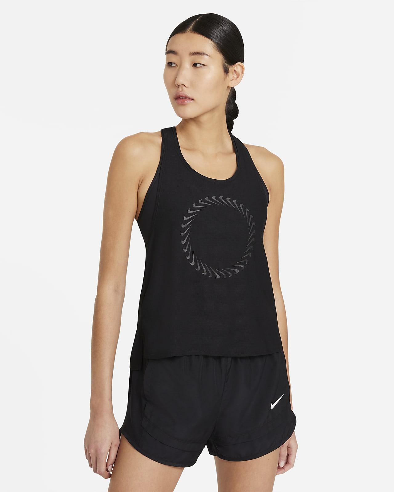 Nike Icon Clash Miler Women's Running Tank