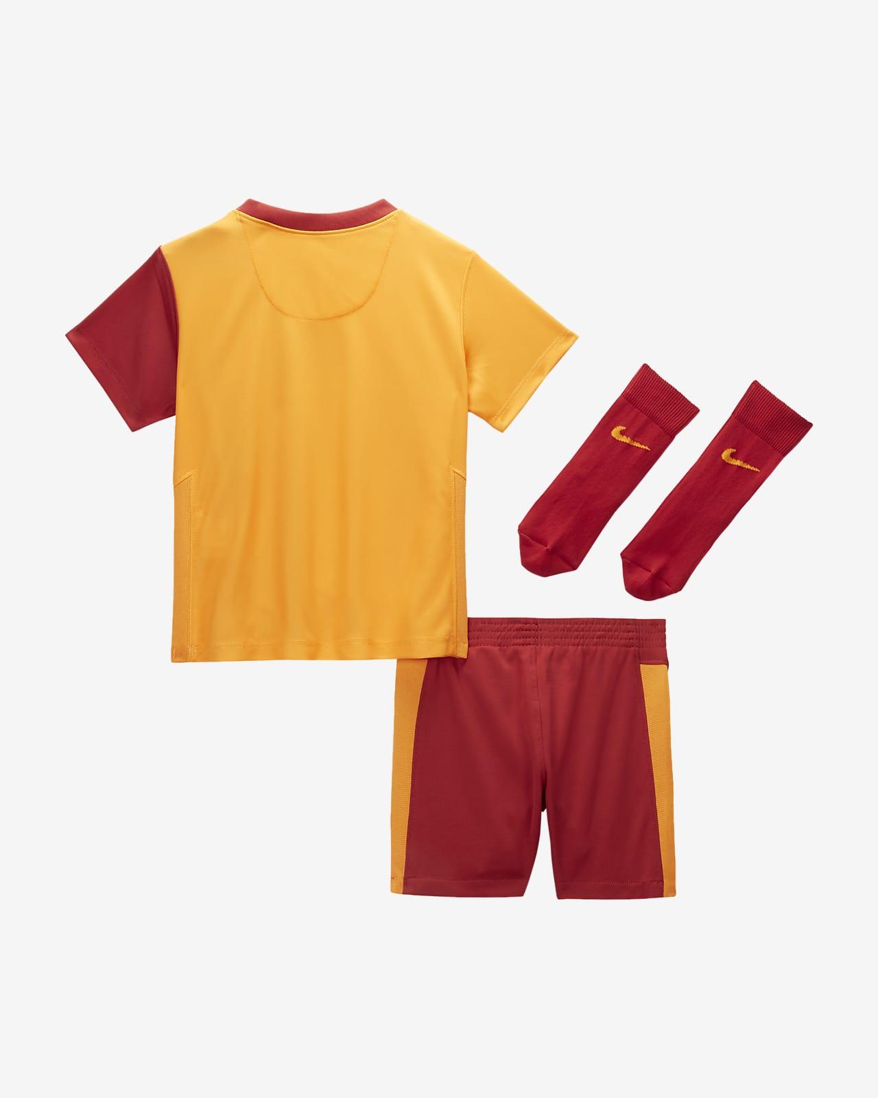 Divisa da calcio Galatasaray 2020/21 per neonati/bimbi piccoli - Home