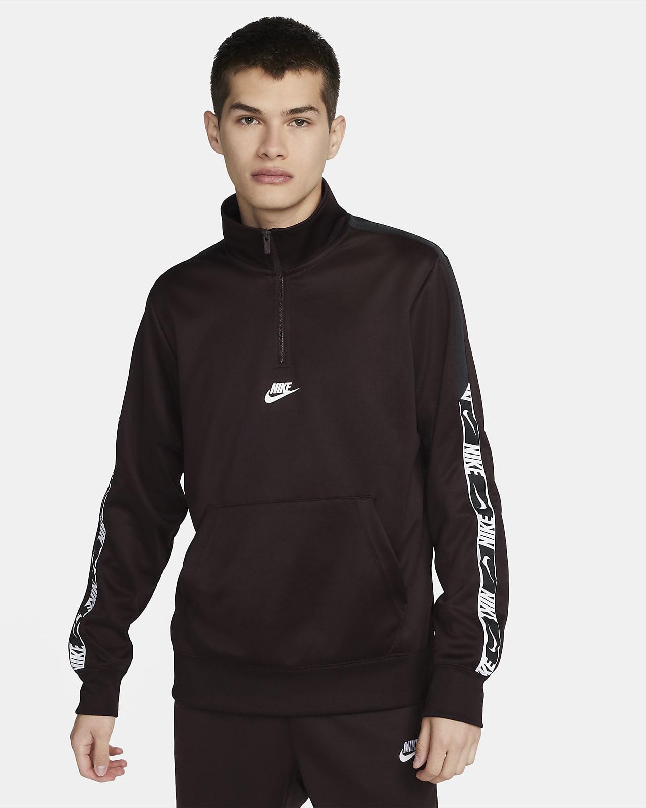 Nike Sportswear Camiseta con media cremallera - Hombre