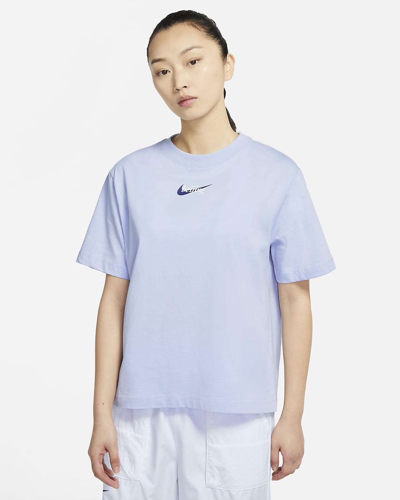 Nike Sportswear 女子短袖T恤