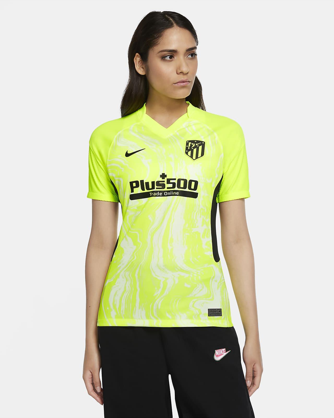 Camiseta de fútbol alternativa para mujer Stadium del Atlético de Madrid 2020/21