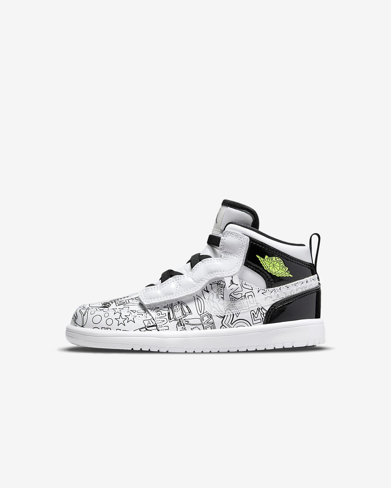 Jordan 1 Mid ALT SE (PS) 幼童运动童鞋