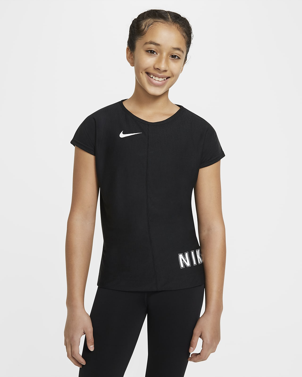 Nike Big Kids' (Girls') Training Top