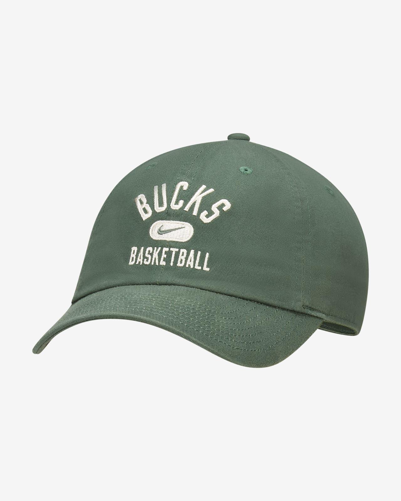 Milwaukee Bucks Heritage86 Nike NBA Hat