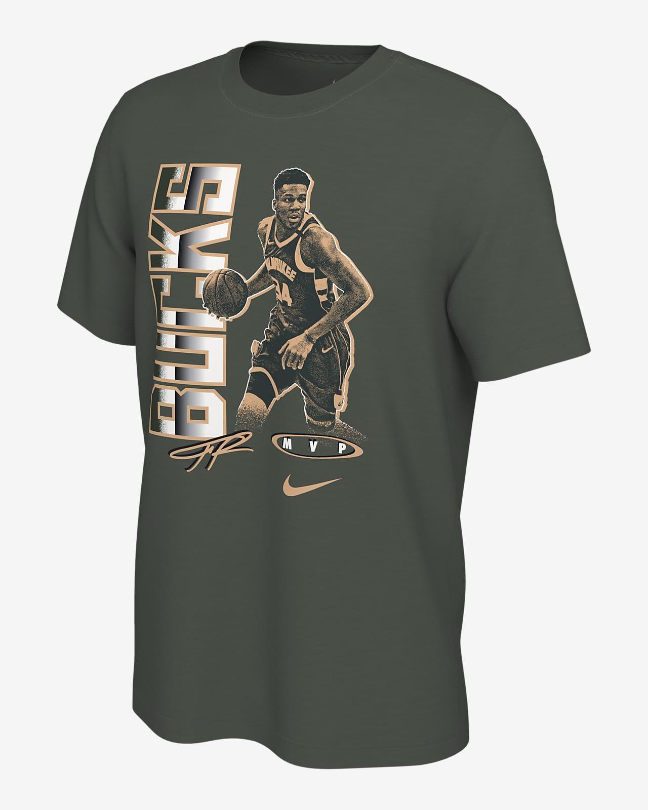 T-shirt Giannis Antetokounmpo Select Series Nike NBA
