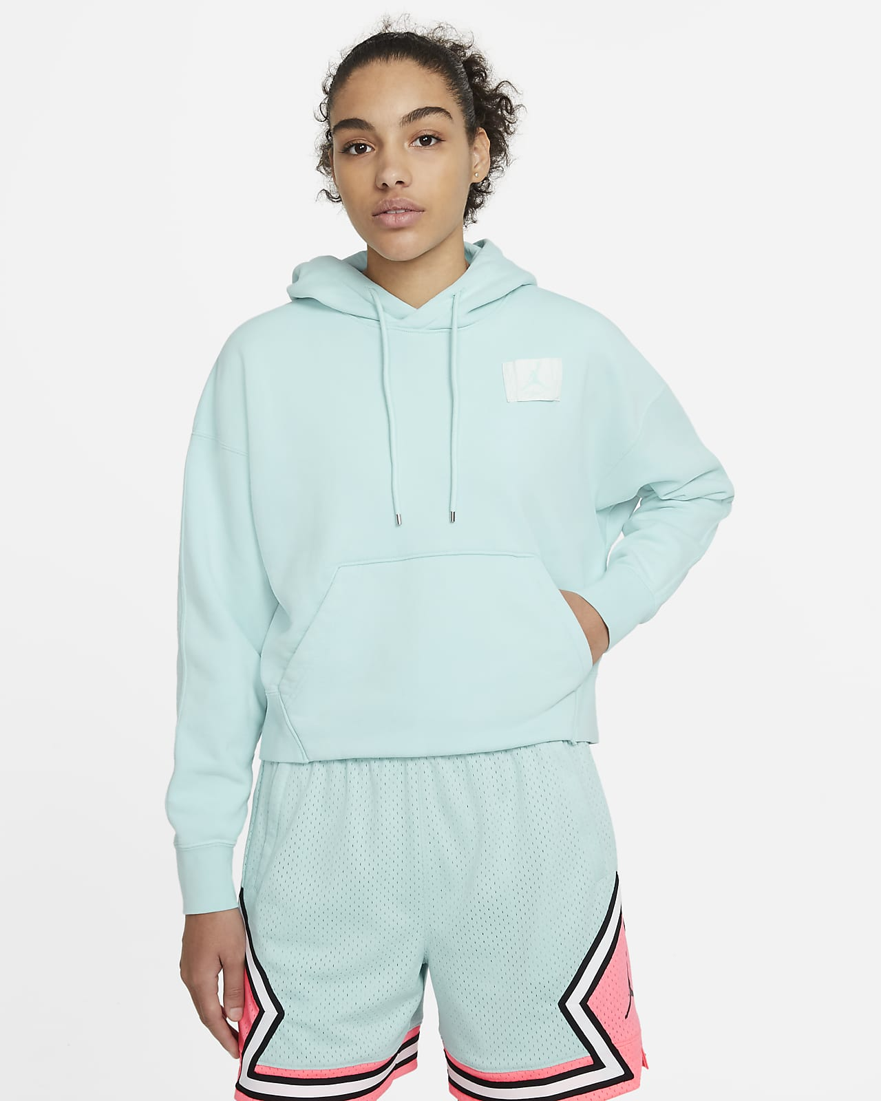 Jordan Flight Sudadera con capucha de tejido Fleece - Mujer