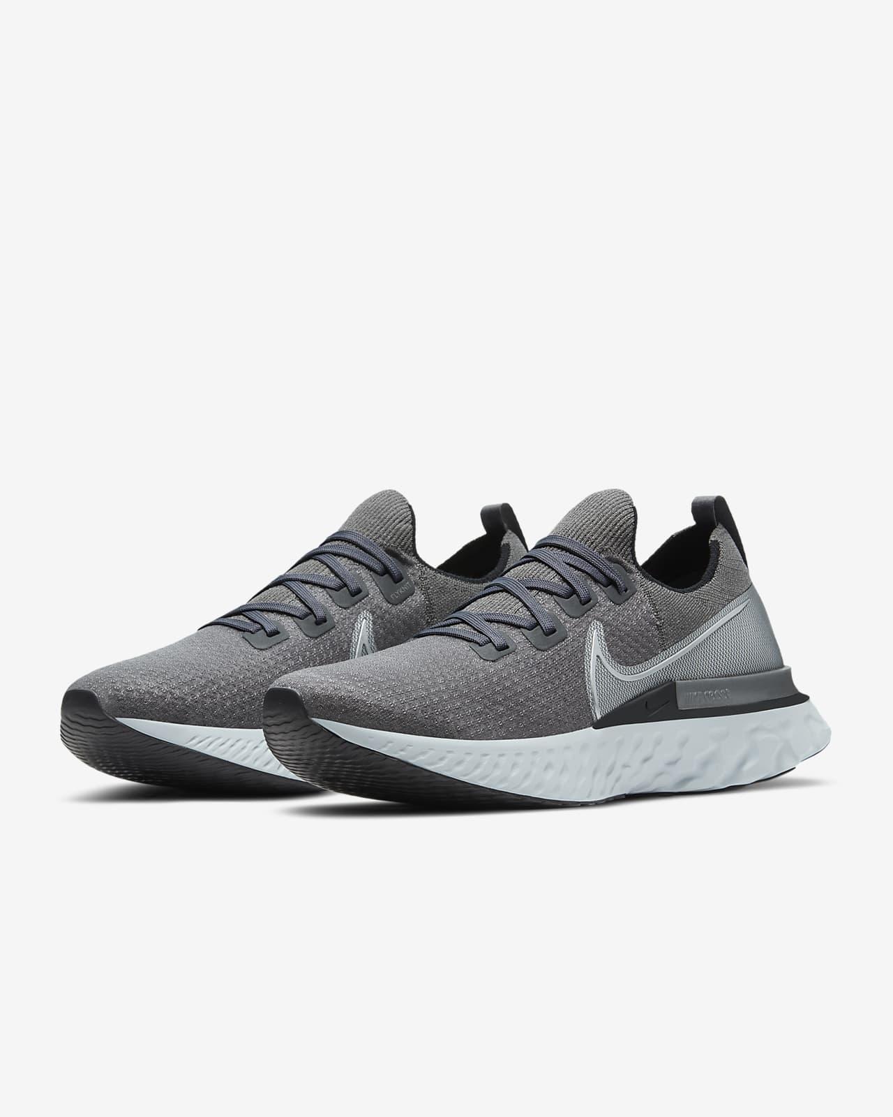 Nike React Infinity Run Flyknit Men's Running Shoe. Nike GB