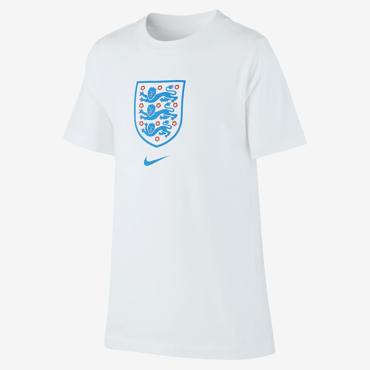 England Older Kids' Football T-Shirt