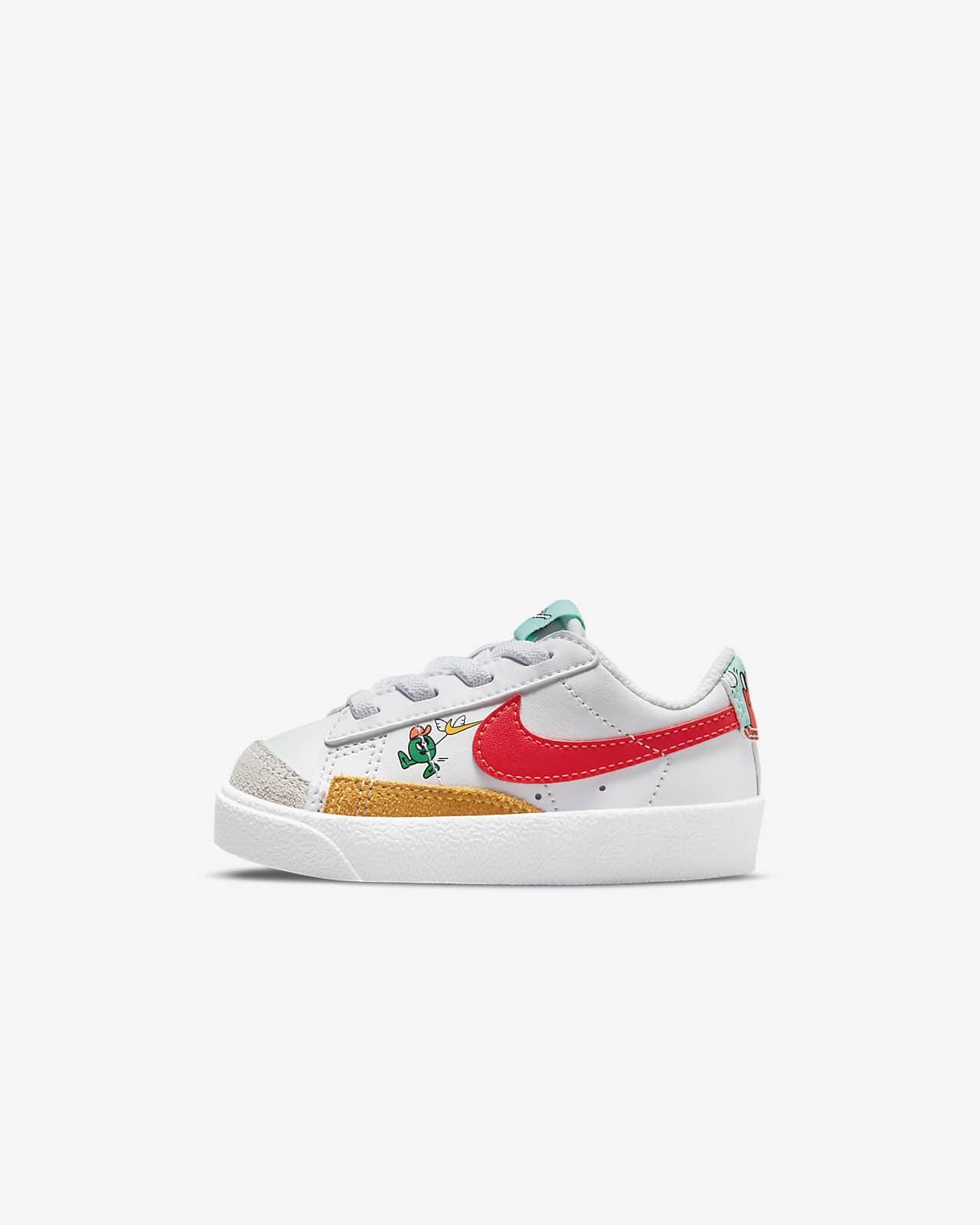 Nike Blazer Low '77 BT 婴童运动童鞋