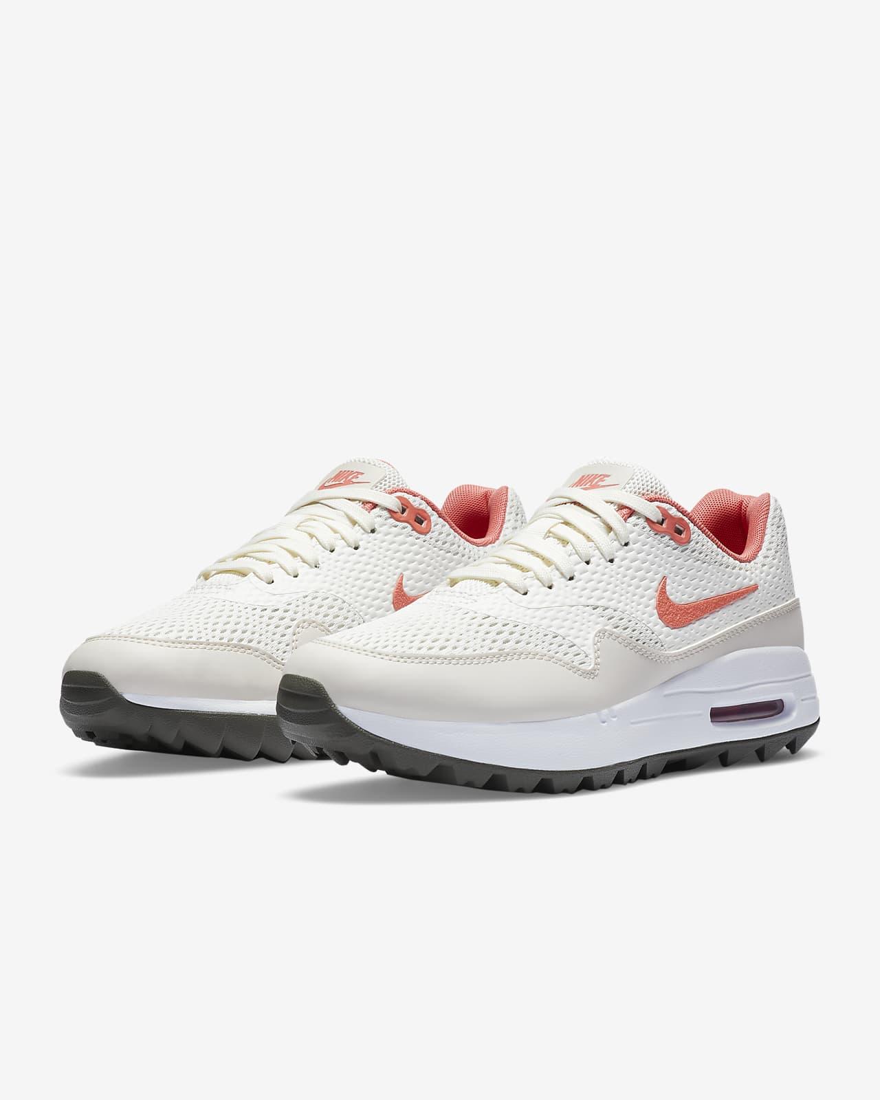 Nike Air Max 1 G Women S Golf Shoe Nike Com